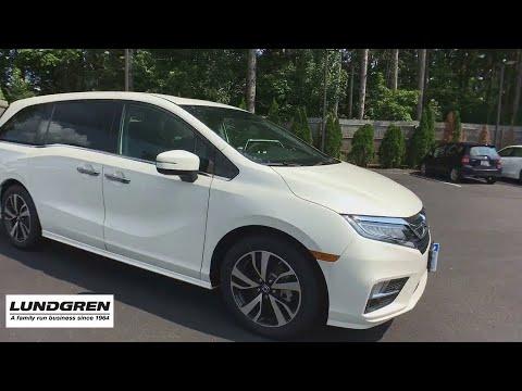 2018 Honda Odyssey Greenfield, Keene, Brattleboro, Northampton,  Springfield, MA 18016