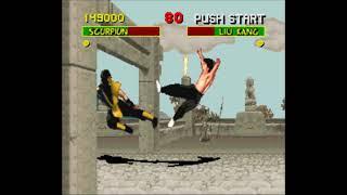 Mortal Kombat A evolução part 1