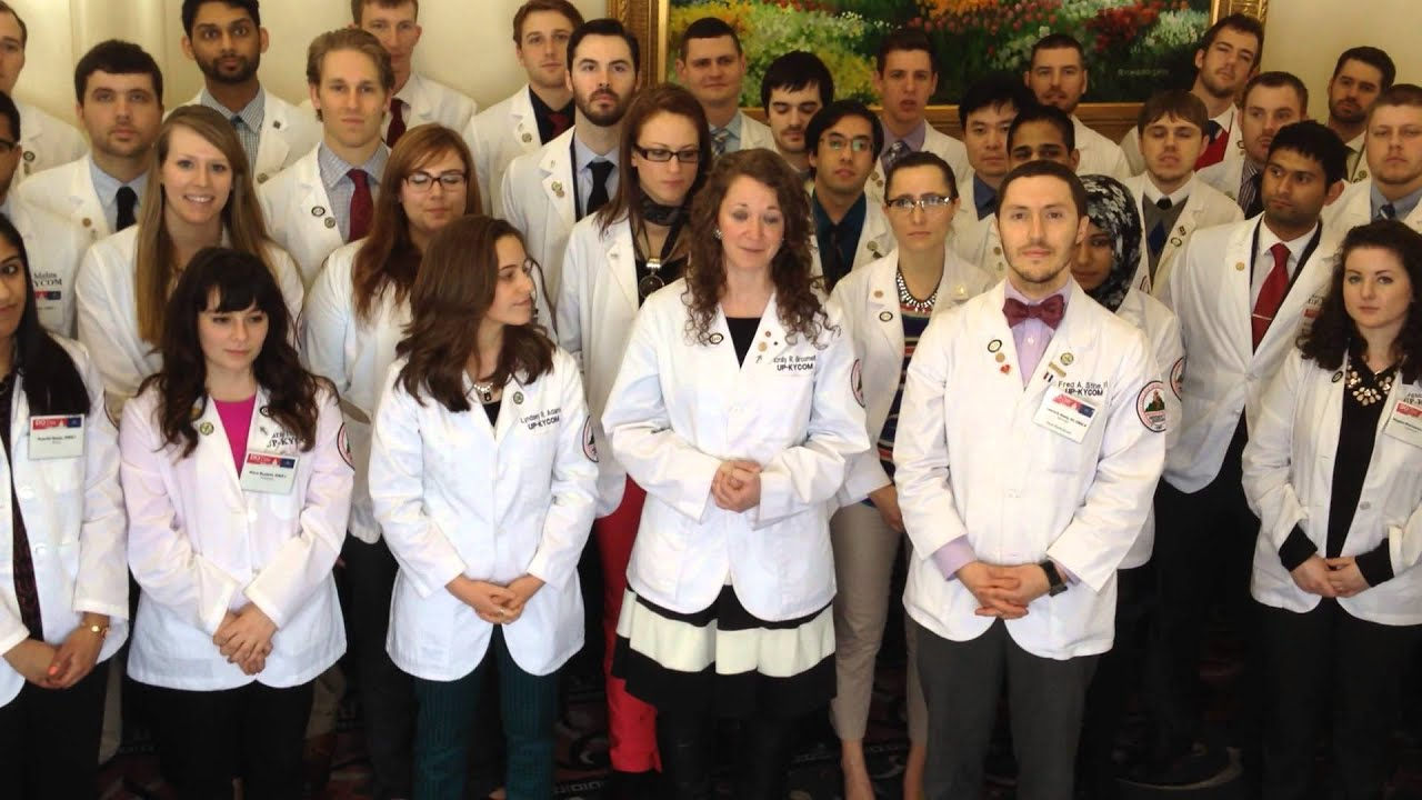 DO Day 2015: University of Pikeville Kentucky College of Osteopathic  Medicine