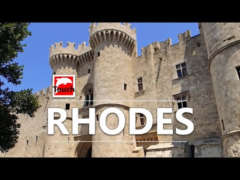 Rhodes (Ρόδος, Rhodos, Rodos) - OVERVIEW, Greece - 85 min. guide