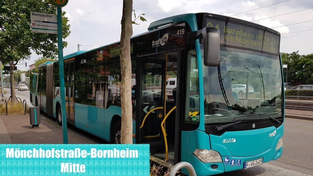 Bus 34 Frankfurt
