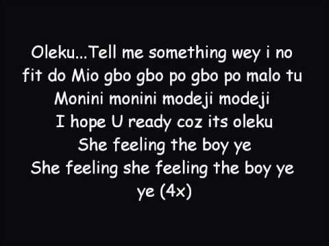 Ice Prince - Oleku Lyrics