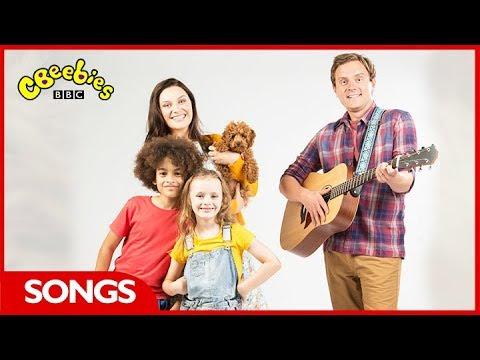 CBeebies | Waffle The Wonder Dog | Waffle Doggy Music Video