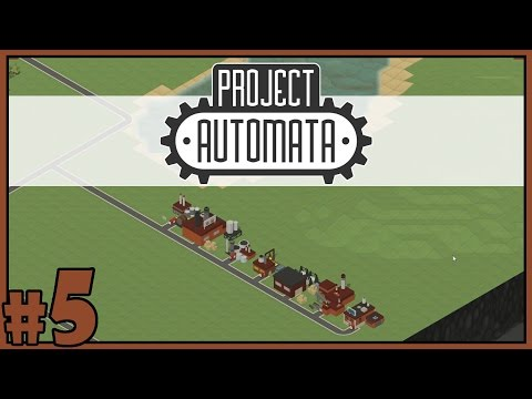Knowledge is Power - Let's Play Project Automata Alpha Demo - Part 5 [Project Automata Gameplay]