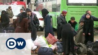 جثث في كل مكان في شوارع حلب الشرقية | الأخبار