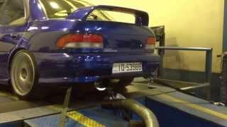 Anti Lag Flame. Thrower. 2000 Subaru Impreza Sti 2.0L ViPec ECU, Tuned By Ahmad Daham