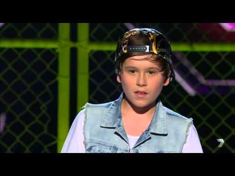 Jai Waetford  X Factor Australia 2013  Top 10   show 3 FULL
