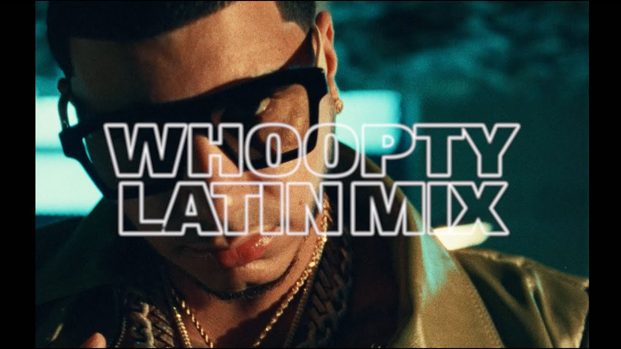 Whoopty Latin Mix – CJ ft. Anuel AA & Ozuna