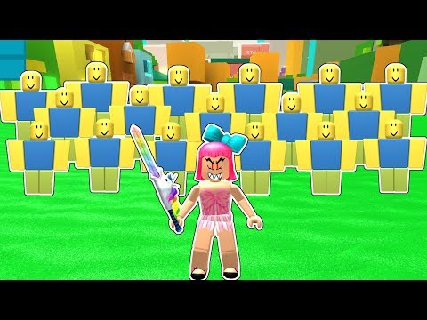 Roblox: CREATING A NOOB ARMY!!!