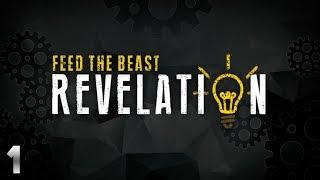 FTB Revelation EP1 Getting Started