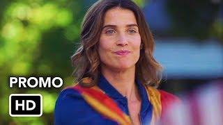 """Stumptown 1x04 Promo """"Family Ties"""" (HD) Cobie Smulders series"""