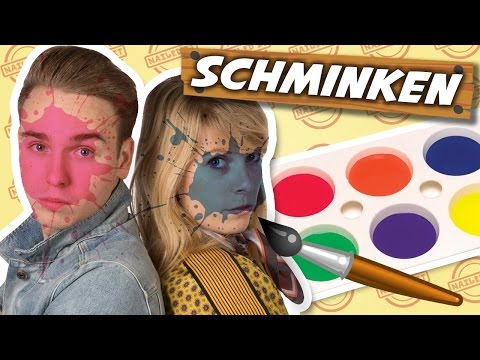 EXTREME SCHMINK OPDRACHT! - Nailed it #9