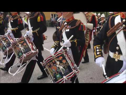 The Band of H.M Royal Marines - 2016 TRANÅS, Sweden