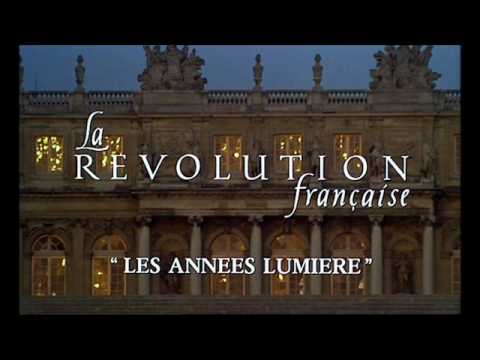 """GEORGES DELERUE  la révolution française """"les années lumières"""""""