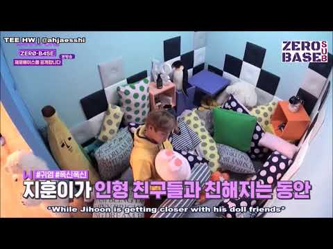 Wanna One's Personalised Rooms @ Zero Base