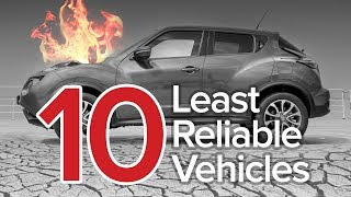 Top 10 Least Reliable Vehicles: The Short List thumbnail
