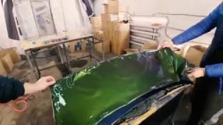 Новый полиуретановый эластичный лак