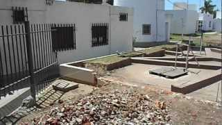 CALLE PARA SALIDA DE EMERGENCIA HOSPITAL DE GENERAL DEHEZA