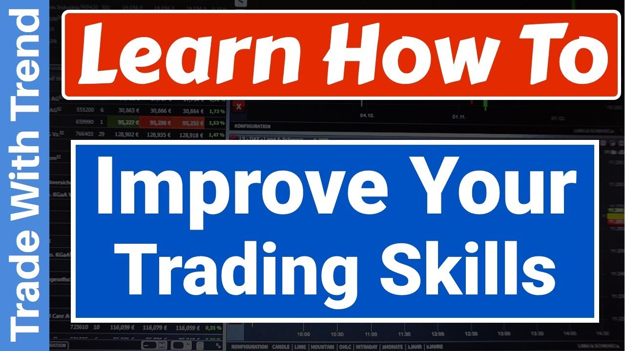 Image result for 5 ways to improve trading skills