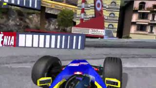F1 CHALLENGE 99-2002 PC-STAGIONE 1999-GAMEPLAY #04-Gp di monaco