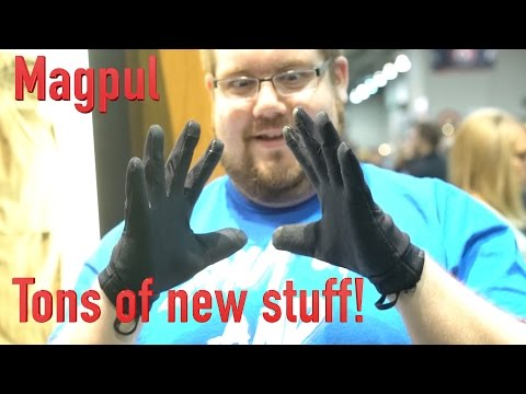 Magpul - TONS of new stuff - SHOT Show 2016