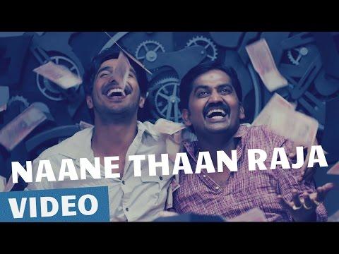 Naane Thaan Raja Video Song | Indru Netru Naalai | Vishnu Vishal | Mia George | Hiphop Tamizha