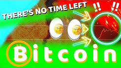 BITCOIN UNEXPECTED NEXT MOVE!!! THIS WILL HAPPEN TODAY - THERE'S NO TIME LEFT!!!