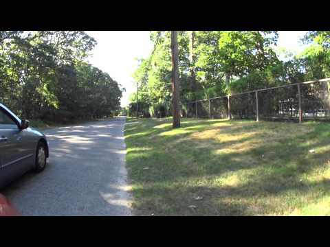 Shelter Island Tour on BMW Rockster Motorcycle
