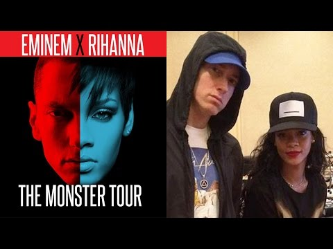 5 Crazy Amazing Moments From Eminem & Rihanna's Monster Tour Opening Night