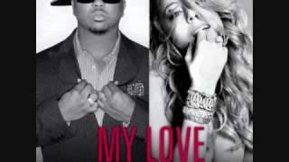 The-Dream Featuring Mariah Carey - My Love [MP3/Download Link] + Full Lyrics