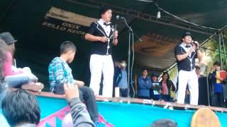 Trovadores de Cuyes en Ventaquemada. Festival de la arepa