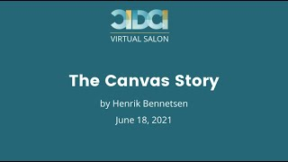 CIDCI Salon: The Canvas Story