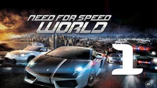 """Need for Speed: World"" 