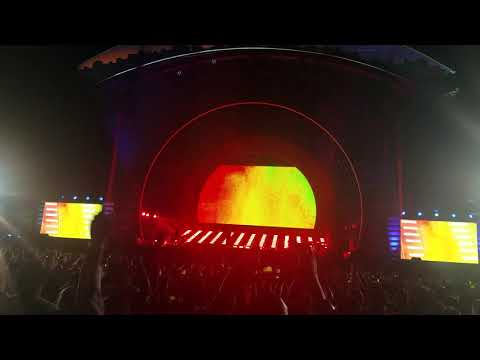 """The Weeknd - """"Party Monster"""" Live At Global Citizen Festival 2018, NYC"""