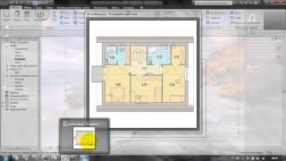 Revit Architecture - Lekcja 6 - Ścianki działowe