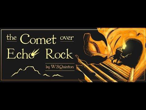 Tarot Adventures, Book Two: Comet over Echo Rock Crowdfunding video