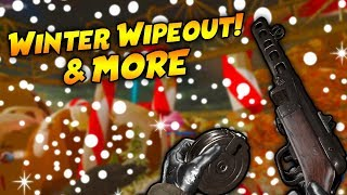 WINTER WIPEOUT!
