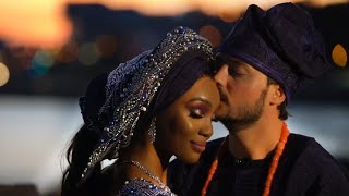 Nigerian traditional wedding at || Forte da Cruz Beach Castle || ~ by Lisbon Wedding Planner