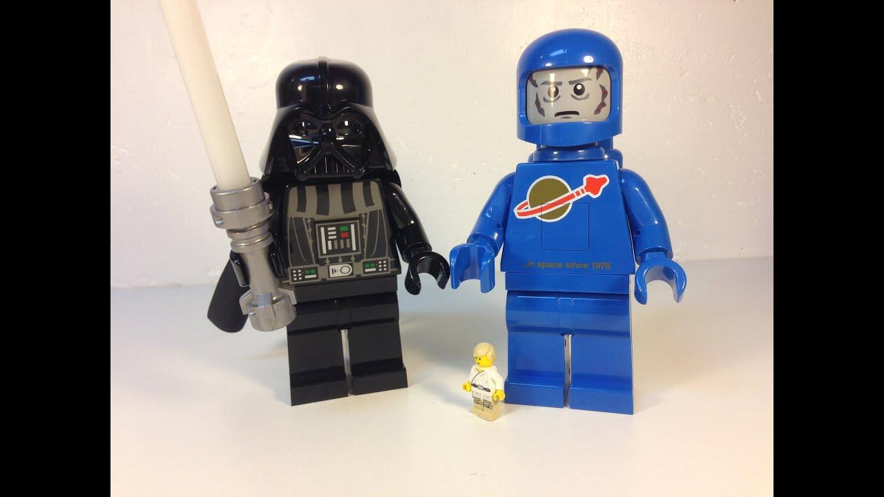 Lego Star Wars Darth Vader Led Torch Lite Flashlight