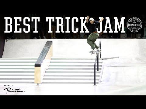 BEST TRICK JAM Presented By Primitive Skateboarding | 2021 SLS Tour Qualifier