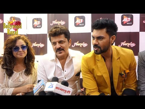 Interview Of The Cast of Web Series 'Four Play'
