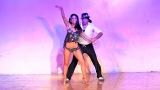 Comadreja Salsa Congress 2014 ~ Daniela Settanni & Francisco Vázquez