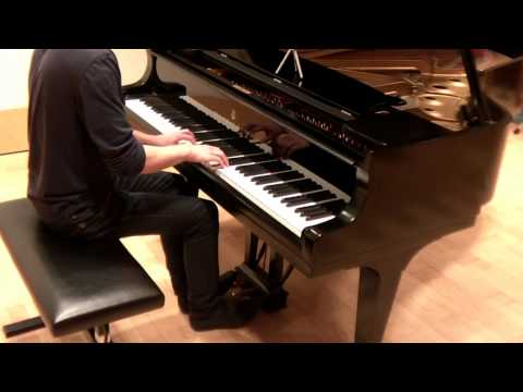 Use Somebody - Kings of Leon (Piano Cover)