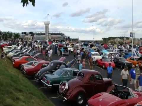 Dial Up Modem Low Quality Bass Pro Shop Car Show Massachusetts - Bass pro car show