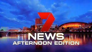 Seven's Afternoon News Adelaide - 20/05/2020