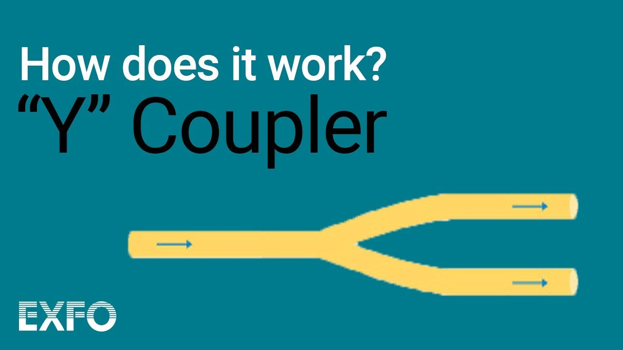 Y Coupler - EXFO's Animated Glossary of Fiber Optics