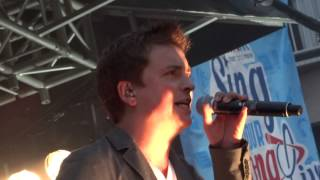niels destadsbader het is een nacht mnm sing your song in westende 26 07 14