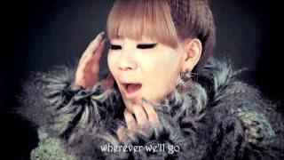 2ne1 - It hurts - English version_with Subtitle *HD*