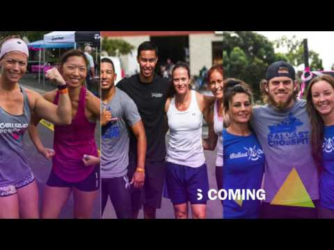 BarbellsForBoobs Polarize Crossfit Video