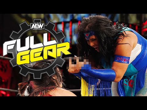 AEW Has NO Women's Storylines (And They Are Fine With It) | AEW Full Gear 2020 Review